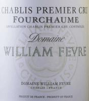 Vorschau: Fourchaume Chablis Premier Cru AOC 2018 - Domaine William Fèvre