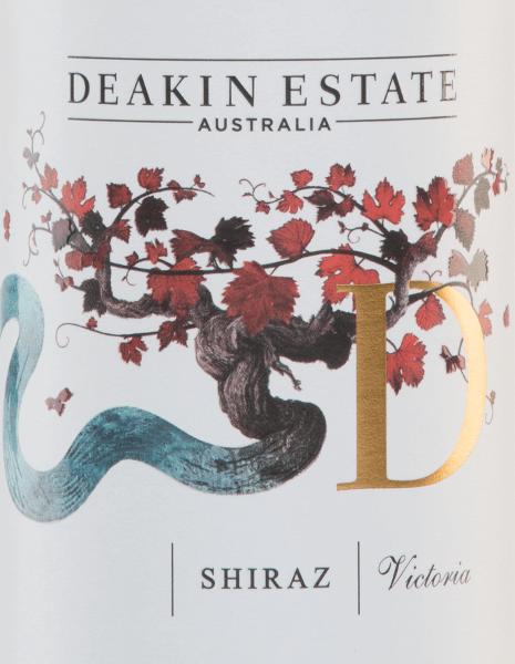 Shiraz 2018 - Deakin Estate von Deakin Estate