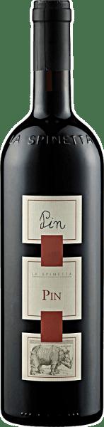 Der Pin DOC von La Spinetta erscheint im Glas in einem kräftigen Ziegelrot und verzückt mit seinem kraftvollen Bouquet, welches von den beerigen Aromen von Himbeeren, Brombeeren und Johannisbeeren dominiert wird. Diese beerigen Noten werden untermalt von dezenten Nuancen von Eukalyptus und Minze. Diese Cuvée aus den Rebsorten Nebbiolo und Barbera ist ein komplexer und tiefgründiger Rotwein aus Italien mit einem großen Charakter. Speiseempfehlung für den Pin DOC von La Spinetta Genießen Sie diesen trockenen Rotwein zu kräftigen Gerichten von Schwein und Rind, gegrilltem Fleisch und Braten, Lamm und Wild oder zu kräftigem Käse. Auszeichnungen für den Pin DOC von La Spinetta Gambero Rosso: 3 Gläser (Jahrgang 2006) Gambero Rosso: 2 Gläser (Jahrgänge 2004, 2007, 2011, 2012, 2013, 2014) Diese Magnumflasche wird in einer dekorativen Holzkiste geliefert.
