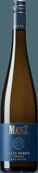 Ortega Alte Reben Auslese fruchtig 2018 - Weingut Manz
