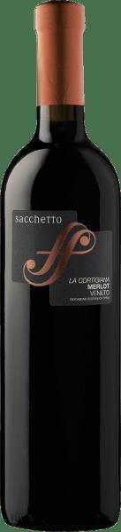 La Cortigiana Merlot Veneto IGT 2018 - Sacchetto von Sacchetto