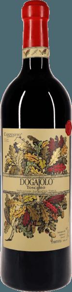 Der Baby-Supertuscan Klassiker von Carpineto. In der eindrucksvollen Doppelmagnum-Flasche ist der Dogajolo Rosso besonders lagerfähig.