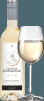 Vorschau: Fleur de d'Artagnan Blanc Côtes de Gascogne 2019 - Plaimont