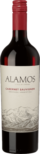 Cabernet Sauvignon Mendoza 2019 - Alamos