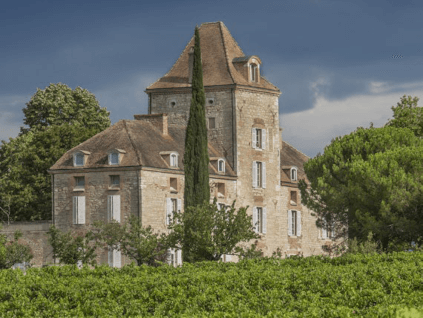 Das Château Haute-Serre