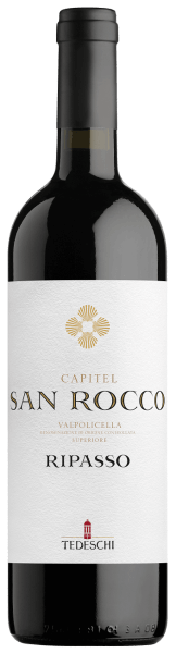 Capitel San Rocco Ripasso Valpolicella Superiore DOC 2016 - Tedeschi
