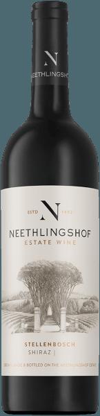 Shiraz Stellenbosch WO 2017 - Neethlingshof Estate
