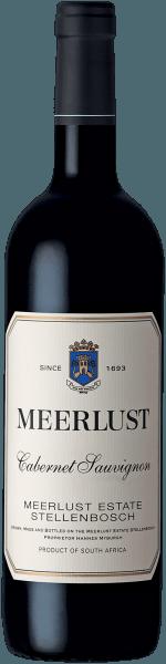 Meerlust Cabernet Sauvignon Wine of Origin Stellenbosch 2017 - Meerlust Wine Estate