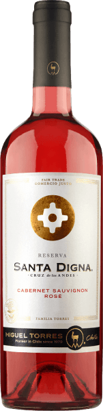 Santa Digna Rosé Cabernet Sauvignon 2020 - Miguel Torres Chile