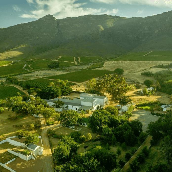 Das Weingut Allesverloren in Swartland
