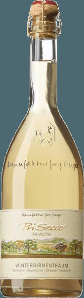 Der PriSecco Winterbirnentraum von der Manufaktur Jörg Geiger zeigt sich im Glas in einem Strohgelb mit goldenen Reflexen und dem weichen Bouquet von reifen, gelben Birnen. Diese Aromen werden untermalt von würzigen Noten von Tonkabohnen, frischem Holz und etwas Vanille. Dieser alkoholfreie Fruchtcocktail verführt am Gaumen mit den würzigen Nuancen von Birnen und ist harmonisch abgestimmt mit winterlichen Gewürzen, welche in einen langen Nachhall übergehen. Herstellung des PriSecco Winterbirnentraum von der Manufaktur Jörg Geiger Die Früchte des PriSecco stammen aus den landschaftsprägenden Streuobstwiesen am Fuße der Schwäbischen Alb. Der Saft handverlesener Birnen bildet die Grundlage für diesen alkoholfreien Cocktail. Dazu gehören die Birnensorten Gelbmöstler, Nägelesbirne und Schweizer Birne, welche von Gewürzen abgerundet werden. Speiseempfehlung für den PriSecco Winterbirnentraum von der Manufaktur Jörg Geiger Genießen Sie diesen PriSecco zu winterlichen Desserts wie Lebkuchenparfait mit Gewürzbirnen oder zu Blauschimmelkäse.