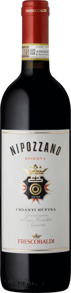 Nipozzano Chianti Rufina Riserva DOCG 2017 - Frescobaldi
