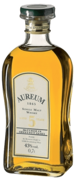Aureum 1865 Chestnut Single Malt Whisky 0,7 l - Ziegler