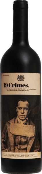 Cabernet Sauvignon 2019 - 19 Crimes