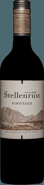 Pinotage Stellenbosch 2019 - Stellenrust