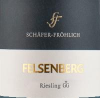 Vorschau: Bockenauer Felseneck Riesling Großes Gewächs 2018 - Schäfer-Fröhlich