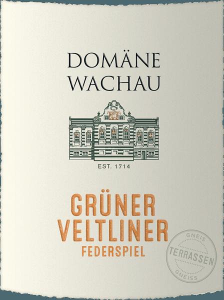 Grüner Veltliner Federspiel Terrassen 2019 - Domäne Wachau von Domäne Wachau