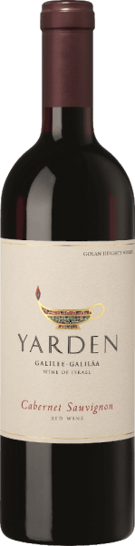 Yarden Cabernet Sauvignon 2017 - Golan Heights Winery