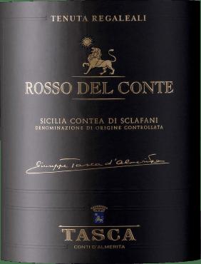 Rosso Del Conte Contea di Sclafani DOC 2014 - Tenuta Regaleali von Tasca d'Almerita