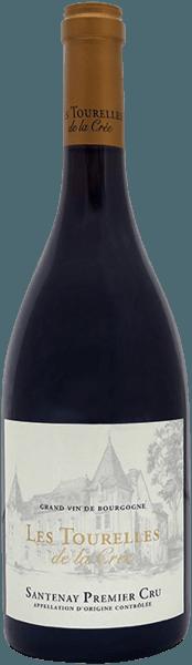 Premier Cru Santenay AOC 2015 - Les Tourelles de la Crée