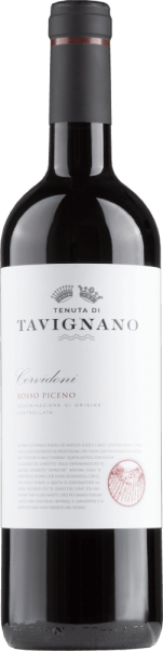 Rosso Piceno DOC 2016 - Tenuta di Tavignano