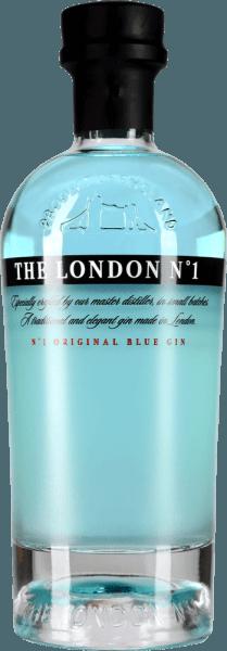 The London No 1 Original Blue Gin - González Byass von The London N°1