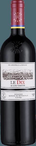 Le Dix de Los Vascos 2016 - Viña Los Vascos