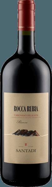 Rocca Rubia Riserva Carignano del Sulcis DOC 1,5 l Magnum 2016 - Cantina di Santadi