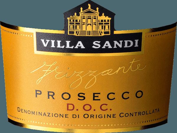 Der Prosecco Frizzante von Villa Sandi aus dem italienischen Weinanbaugebiet Venetien ist ein weicher, fruchtiger und unkomplizierter Perlwein, der aus der Rebsorte Glera vinifiziert wird. Dieser Frizzante erscheint in einem hellen Strohgelb mit grünlichen Reflexen im Glas. Die Nase wird von einem herrlich, frischen und fruchtigen Duft beherrscht. Es offenbaren fruchtige Aromen nach saftigen Äpfeln, die von blumigen Noten nach Akazienblüte perfekt ergänzt werden. Dieser Prosecco zeigt ein verführerisches und feines Mousseuex. Den Gaumen schmeichelt ein weicher Charakter - auch die Aromen der Nase spiegeln sich wieder und betonen das elegante, feinperlige Gesamtbild. Vinifikation des Villa Sandi Prosecco Frizzante Der bei der Ganztraubenpressung gewonnene Most wird in Drucktanks zum Frizzante vergoren. Die gärungseigene Kohlensäure führt zu einer sehr feinen, eleganten Perlage. Speiseempfehlung für den Frizzante Villa Sandi Prosecco Genießen Sie diesen feinperligen Frizzante aus Italien gut gekühlt als klassischen Aperitif oder servieren Sie ihn zu frischen Sommerfrüchten und leichten Sorbets!