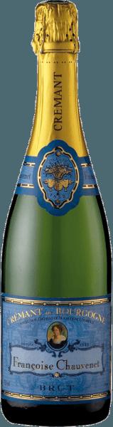 Dieser Crémant de Bourgogne Brut von Françoise Chauvenet besitzt einen zarten, hellen Strohton. Die Cuvée aus Pinot Noir und Chardonnay ist perfekt balanciert. Sie zeigt sich mit Kraft und Eleganz, wirkt dabei aber trotzdem verspielt. Ein Crémant mit erfrischendem Säureakzent.