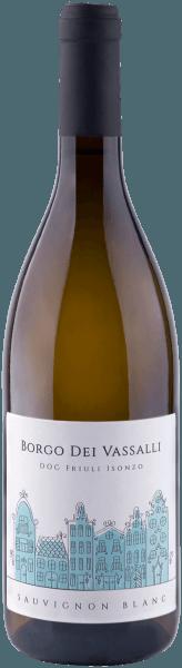 Sauvignon Friuli Isonzo DOC 2019 - Borgo dei Vassalli