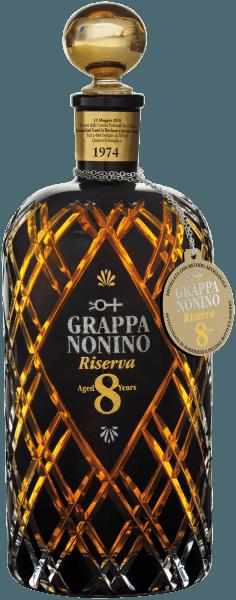 Grappa Riserva 8 Jahre - Nonino Distillatori