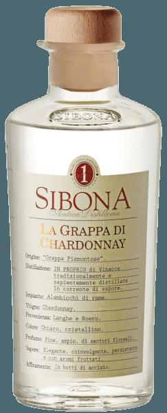 La Grappa di Chardonnay Linea Graduata - Sibona