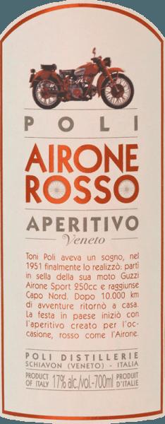 Schwenkt man das Glas, dann Auf der Zunge zeichnet sich dieser druckvolle durch eine ungemein dichte Textur aus. Das Finale dieses aus der Weinbauregion Venetien begeistert schließlich mit gutem Nachhall. Speiseempfehlung für den Airone Rosso Aperitivo von Jacopo Poli Dieser Italiener sollte am besten gut gekühlt bei 8 - 10°C genossen werden. Er passt perfekt als begleitender Wein zu