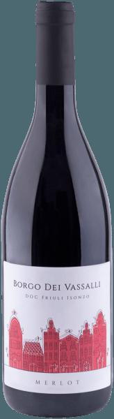 Merlot Friuli Isonzo DOC 2019 - Borgo dei Vassalli