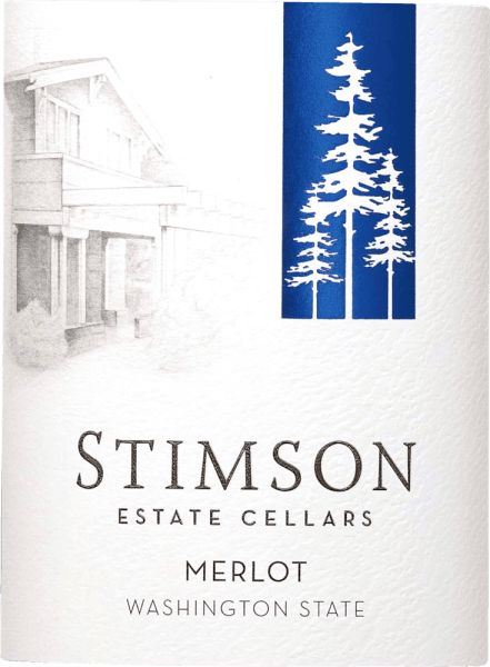 Stimson Estate Cellars Merlot 2017 - Chateau Ste. Michelle von Chateau Ste. Michelle