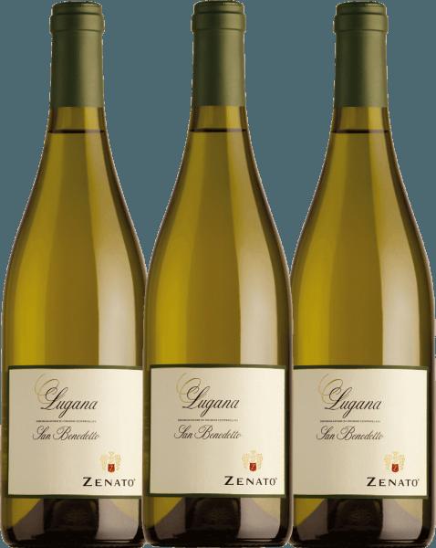 3er Vorteils-Weinpaket - San Benedetto Lugana DOC 2020 - Zenato