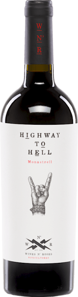 Highway To Hell Tinto 2020 - Wines N Roses Viticultores
