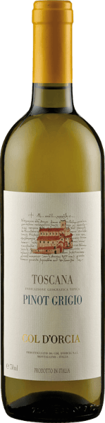Sant'Antimo Pinot Grigio DOC 2020 - Col d'Orcia