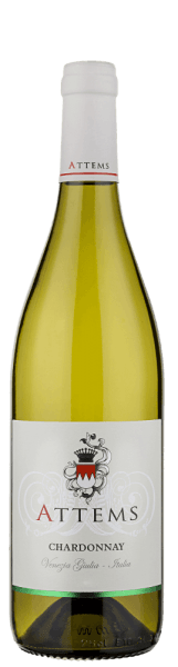 Der Chardonnay von Attems erscheint im Glas in einem leuchtenden Strohgelb und nach und nach entwickelt sich das wunderbare Bouquet dieses Weißweines: zunächst ein fruchtiger Duft von Banane und Aprikose und später dann eine leichte Note exotischer Früchte, sowie ein Duft von gelben Blüten. Salbeinoten vervollständigen die Aromavielfalt dieses Weines aus Italien. Im Geschmack zeigt er sich lebendig und ausgeglichen, vollmundig und elegant. Im Abgang ist der Wein harmonisch und sehr frisch. Vinifikation für den Chardonnay von Attems Die Reben für diesen Wein wachsen in Weinbergen, welche sich inmitten der Ebenen und Hügel der Provinz Gorizia befinden. Eine hohe Lichtintensität trägt dazu bei, dass die Trauben optimal reifen können. Die Winter sind meist streng und die Sommer mild in diesem Gebiet nahe der Adria. Nach der selektiven Lese werden die Trauben schonend gepresst und temperaturgesteuert bei 15-18°Celsius für 15 Tage in Edelstahltanks vergoren. Anschließend lagert er 4 Monate im Edelstahltank auf der Feinhefe, 20% reifen für 2 Monate in neuen und gebrauchten Barriques und einen weiteren Monat reift der Wein auf der Flasche. Speiseempfehlung für den Chardonnay von Attems Genießen Sie diesen trockenen Weißwein zu Fisch mit Saucen, hellem Fleisch oder zu Pasta. Auszeichnungen für den Chardonnay von Attems (Jahrgang 2014) Bibenda: 2 Trauben Wine Spectator: 90 Punkte