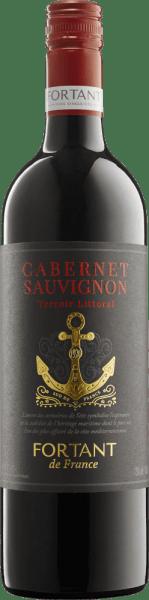 Terroir Littoral Cabernet Sauvignon 2018 - Fortant de France