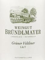 Vorschau: Grüner Veltliner L&T 2020 - Bründlmayer