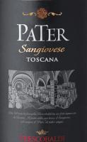 Vorschau: Pater Sangiovese di Toscana IGT 2019 - Frescobaldi