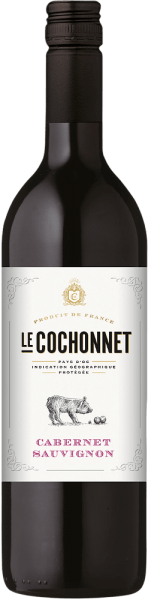 Le Cochonnet Cabernet Sauvignon 2019 - Vignerons de la Vicomté