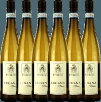 6er Vorteils-Weinpaket - Limne Lugana DOC 2019 - Tenuta Roveglia