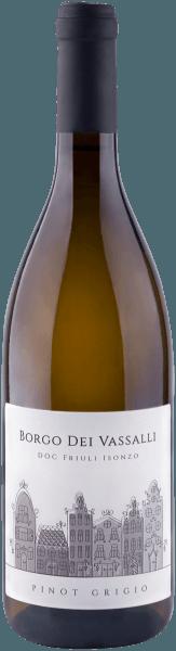 Pinot Grigio Friuli Isonzo DOC 2018 - Borgo dei Vassalli