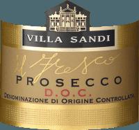 Vorschau: il Fresco Prosecco Spumante Brut DOC 0,2 l Piccolo - Villa Sandi