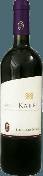 Karel Monica di Sardegna DOC 2017 - Ferruccio Deiana