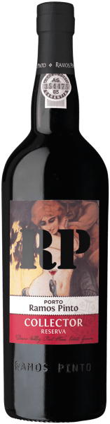 Collector Reserva Ruby Port Unfiltered - Ramos Pinto