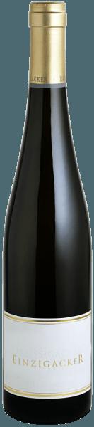 Der aus biologisch-dyamisch angebauten Trauben hergestellte EinzigackerWeissburgunder Qualitätswein von Dreissigacker zeichnet sich durch eine wunderschöne, reiche Fruchtaromatik von reifer Birne und Orangenblüten mit einer Spur Exotik aus. Er tänzelt mit Frische und Mineralität über die Zunge bis an den Gaumen, wo er sich voller Ausdruck, Tiefe und Schmelz entfaltet. Daraus resultiert ein komplexes, extraktreiches, geschmeidiges und anhaltendes Mundgefühl. Insgesamt ein feiner, eleganter, filigraner und ausgewogener Wein.Wir empfehlen ihn zu mediterranen Quiches und feinen Fisch- und Geflügelgerichten.
